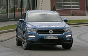 vw t roc r looks to spice up the crossover segment with 310 hp