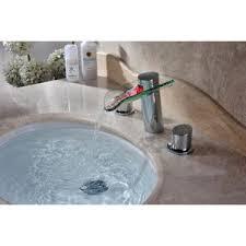 Sumerain Waterfall Faucet Sumerain International Group Bathroom Sink Faucets You U0027ll Love