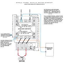 component motor starter circuit diagram forward reverse phase