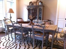country style dining room table style dining room from easy refurbish antique french intended for