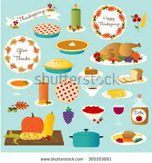 thanksgiving food stock images royalty free images vectors