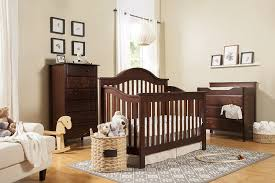 Baby Crib Convertible To Toddler Bed Davinci 4 In 1 Convertible Crib Espresso