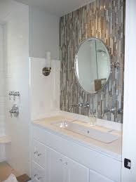 Bathroom Mirrors Houston Bathroom 48 Inch Asta Vanity White Sink Espresso Mirror