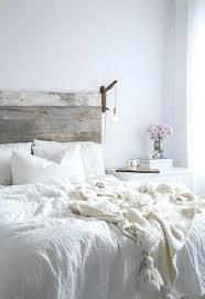 Rustic King Headboard Pallet Headboard White Grey Pallet Headboard Wood By Rustasticwood
