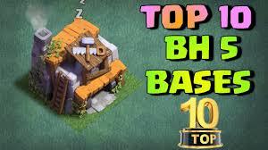 top 10 best builder hall 5 bh5 base designs new builder base