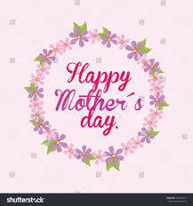 Mother S Day Designs Mothers Day Design Vector Illustration Eps10 Stock Vector