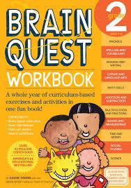 brain quest workman publishing