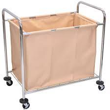 laundry hamper furniture luxor h wilson commercial laundry cart hl14
