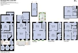 7 bedroom terraced house for sale in park square west regent u0027s