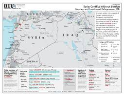 Iraq Map World by U S State Department Iraq Syria Conflict Without Borders Map