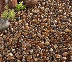 decorative pebbles and cobbles river pebbles bulk bag