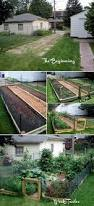 Raised Garden Beds How To - how to build a u shaped raised garden bed icreatived
