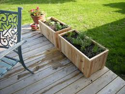 Monogram Planter How To Build A Flower Box Gardens And Landscapings Decoration