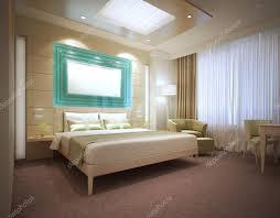chambre d hotel moderne chambre d hôtel moderne de luxe dans des tons photographie