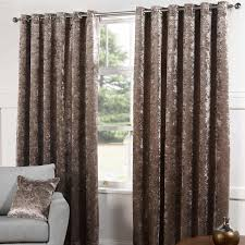 interior luxury silk curtains and drapes velvet curtains