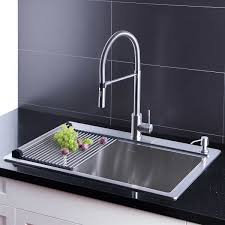 what size sink for 33 base cabinet afa stainless 33 inch sink and semi pro faucet combo