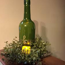 wine bottle led light