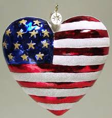 christopher radko tribute to america at replacements ltd