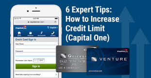 Capital One Spark Business Card Login 6 Expert Tips How To Increase Credit Limit Capital One
