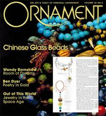 ornament magazine highlights the out of this world jewelry in the