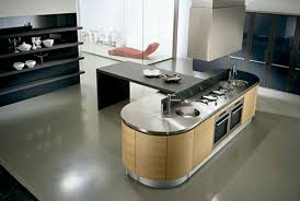 oval kitchen island 36 phenomenal kitchen island ideas creativefan