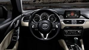 mazda interior 2016 2018 mazda 6 interior mustcars com