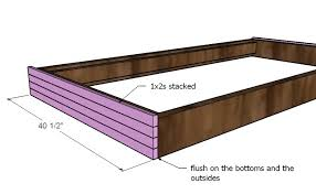 How To Make A Hanging Bed Frame White Hanging Outdoor Bed Diy Projects