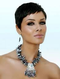 Short Shaved Hairstyles For Girls by Pictures Of Short Shaved Hairstyles Hairstyles