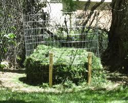 how to build a backyard compost bin youtube