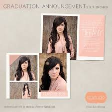 sided graduation announcements designs sided casual graduation announcements affordable