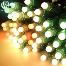 high brightness 12v rgb led pixel christmas light ws2811 12mm with