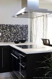 black kitchen backsplash 55 best black kitchens images on black kitchens black