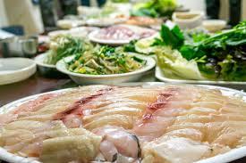 fish cuisine hoe food