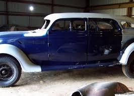 chrysler conquest custom chrysler airflow cw custom body limousine very rare partial