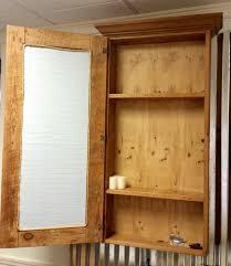 medicine cabinet inspiring reclaimed wood medicine cabinet barn