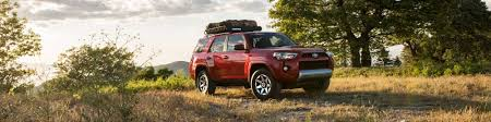 2017 toyota 4runner suv showroom fairfax virginia dealership