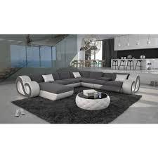 beau canapé beau canapé d angle en u concernant grand canapé d angle en u led