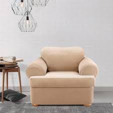 slipcover chair and a half slipcovers furniture covers for less overstock com