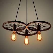 Wohnzimmer Und Esszimmer Lampen Retro Industry Design Pendelleuchte Im Loft Style Esszimmer