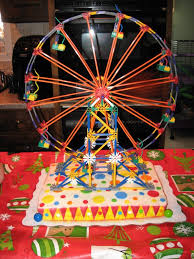 wedding cake ride amusement park ferris wheel stock photo image