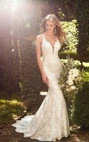 brown wedding dresses wedding dress gallery martina liana