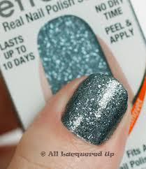 sally hansen salon effects nail polish strips review all