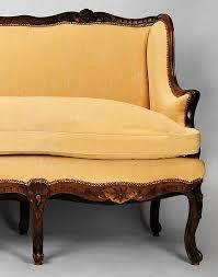 canape regence 18th c provincial régence canape or sofa pia s antiques