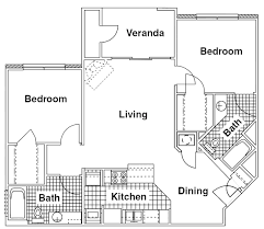 Pebble Creek Floor Plans Pebble Creek Apartments For Rent In Mustang Apartment Locator
