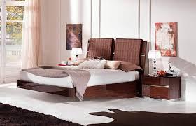 floating platform bed with storage