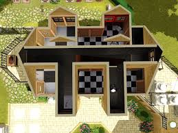 mod the sims updated chateau du graaz a brain busting