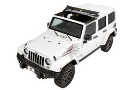 jeep soft top open bestop sunrider for hardtop