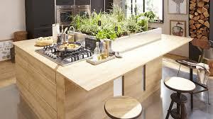 plan de travail bois cuisine quel bois pour plan de travail cuisine survl com