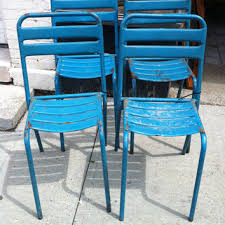 Blue Bistro Chairs Best French Bistro Chair Products On Wanelo