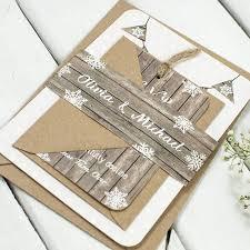 winter wonderland wedding invitations inspiring